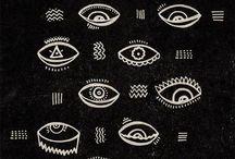 cosmogonie yeux