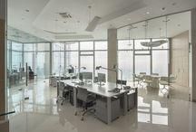 Office, Moscow-City / Дизайн проект офиса Зевс в башне Санкт-Петербург, Москва-сити .