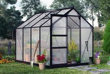 Greenhouses / Start growing your own organic vegetables and fruits now. Learn more about our quality greenhouses up for grabs!