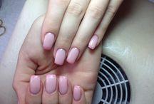 Rock nails / Modele si moduri prin care iti poti infrumuseta unghiile