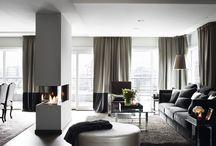 living & kitchen | classic elegance