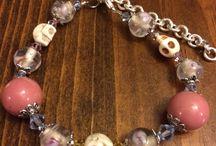 MomandMeJewels bracelets / One of a kind bracelets from MomandMeJewels