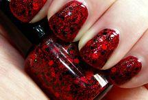 Nail junk / Nail polish designs / by Theresa McDonald