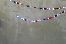 Red White and Blue / by Beth Johnson