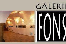 Galerie FONS / Galerie FONS firmy Stapro s. r. o. se nachází v domě číslo 51 na Pernštýnském náměstí. Tento goticko-renesanční dům je památkově chráněným objektem a pochází z výstavby po roce 1507 a 1538. Od roku 2003 je dům sídlem společnosti Stapro s. r. o. a je využíván jako výstavní síň a vstupní prostor společnosti.  Více na http://www.stapro.cz/galerie/