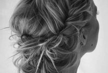 Wedding Hair / by Abby Requierme