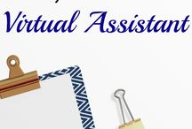 Virtual Assisting / Tips and Advice about starting your own virtual assisting business.
