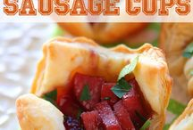Superbowl Recipes / by Megan Gundy / What Megan's Making