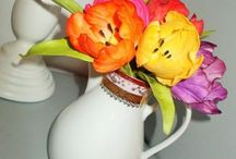 My Sugar Flower / Modelované květiny z cukrové hmoty