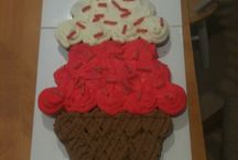 cup cake / cup cake