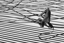 Isolement II / Enfermé, emprisonné, grille