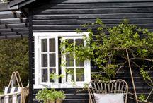Sommerhus-farvetemaer