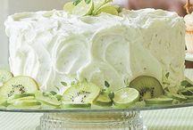 Lime/Lemon Cakes ❤