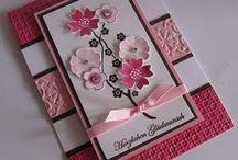 cards flower