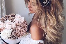 romantik saç stilleri