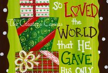 Christmas / by Tesia Hoffman