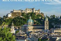 REISEZIELE Europa | Österreich / Von Städten in Österreich bis hin zu Wanderungen: Hier findest du viele Österreich Tipps und Empfehlungen für eine schöne und spannende Österreich Reise.