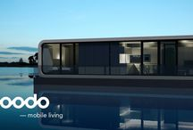 coodo Renderings / The coodo is a highly versatile dwelling that can fit in just about anywhere. Take a loot at out renderings, then configure one of you own at http://www.coodo.eu/en/coodoconfig.