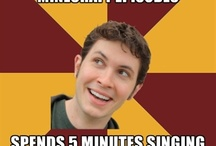 Tobuscus <3 / watched him years ago, still make me happy to watch him now