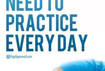 Yoga / Healthy body, healthy mind, healthy life