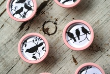 Dresser/table knobs / by Missy Jebeles