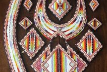 Jingle Dress Inspiration / I'm making my own, very first Jingle Dress. I'll be taking inspiration from the pins I pin here.   *Disclaimer*: I won't be copycatting anything, just using as an inspiration and nothing more. Hope you all enjoy! ^_^