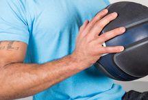 Medicine Ball / Oefeningen