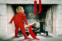 Gyermeki pillanatok / karácsonyi ünnepek, várakozás, varázslat
