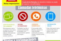 Ley General sobre la Defensa de los Consumidores y Usuarios / Infografía Clicc