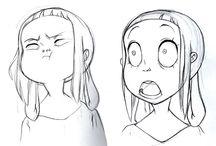 expression / 表情リファレンス