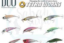 Fishing Lures / Various fishing lures