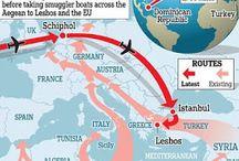 Daily Mail: Μετανάστες από την ...Καραϊβική έρχονται στην Ελλάδα για να περάσουν στην Ευρώπη!