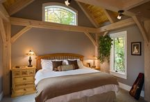 Post and beam homes