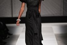 Summer Collection SAFW  2011/2012 /  Mantsho by Palesa Mokubung at South African Fashion Week from, the Summer/Spring Collection