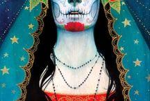 FEMINILIDADE CAVEIRAS MEXICANAS