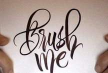 Hand Lettering and Illustration