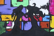 Paintings / Paintings By: Jessica Brown