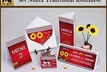 Set nunta Tradițional Romanesc