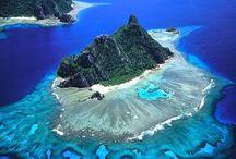 Exotic islands / by Margaret Mckay