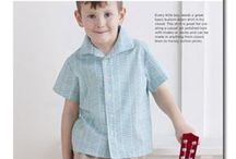 Boys Clothing and Accessories / by Katherine Nott