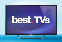 Best TVs / Only the very best televisions, as rated by our expert reviewers.