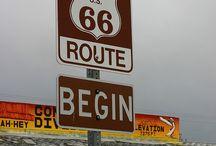 Route 66 Vintage