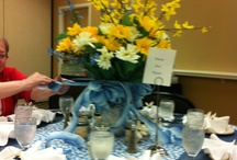 Mother's Day Brunch 2013 - Glade Community Church / Tablescapes / by Shari Howerton