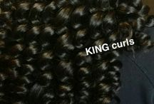 Black women hair