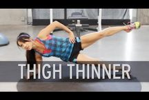 Thinner thigh