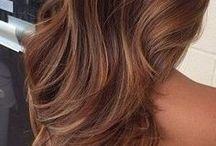 Balayage ombré - coiffure Salybell