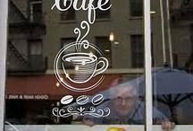 Logos de tasas de cafe
