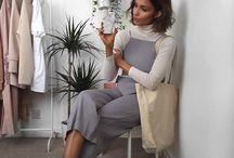 minimalist smart street wear