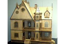 A Journey of Building a Dollhouse