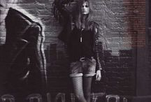 Photoshoot ideas / fashion and grunge